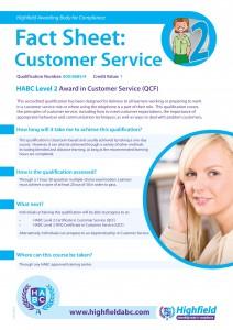 Customer Service Level 2
