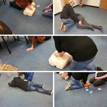 Paediatric First Aid Course in Keighley – 27/02/2016