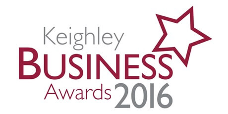 We're an Award Winner at the 2016 Keighley Business Awards!