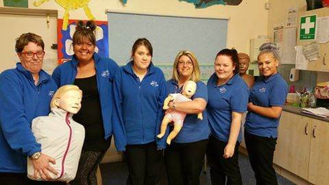 Paediatric First Aid Level 3 course in Wrose – 08/06/2015