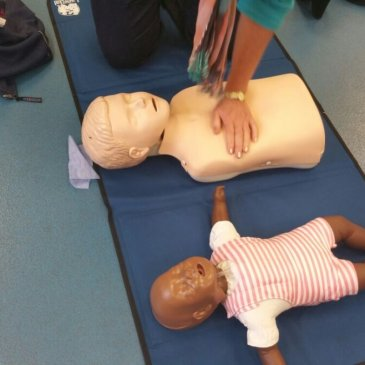 First Aid Training at Just Ask Domestic Services – 23/11/2015