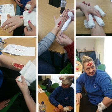 Paediatric First Aid Course in Bingley – 15/03/2016