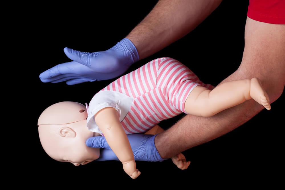 Paediatric First Aid 4