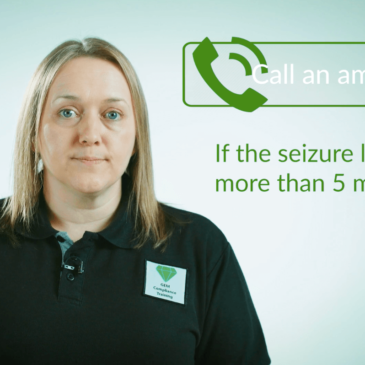 April 2019 Newsletter | Would you know what to do during a seizure?